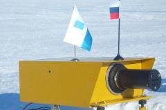 Лазерный-маяк-системы-посадки-самолетов-на-основе-излучателя-ЛИ-640-150А-в-Антарктиде