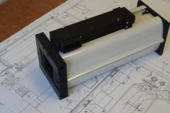 Лакзерный излучатель ЛИ-640-150А